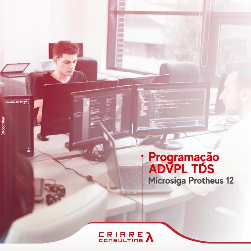 Programação ADVPL TDS – Protheus 12