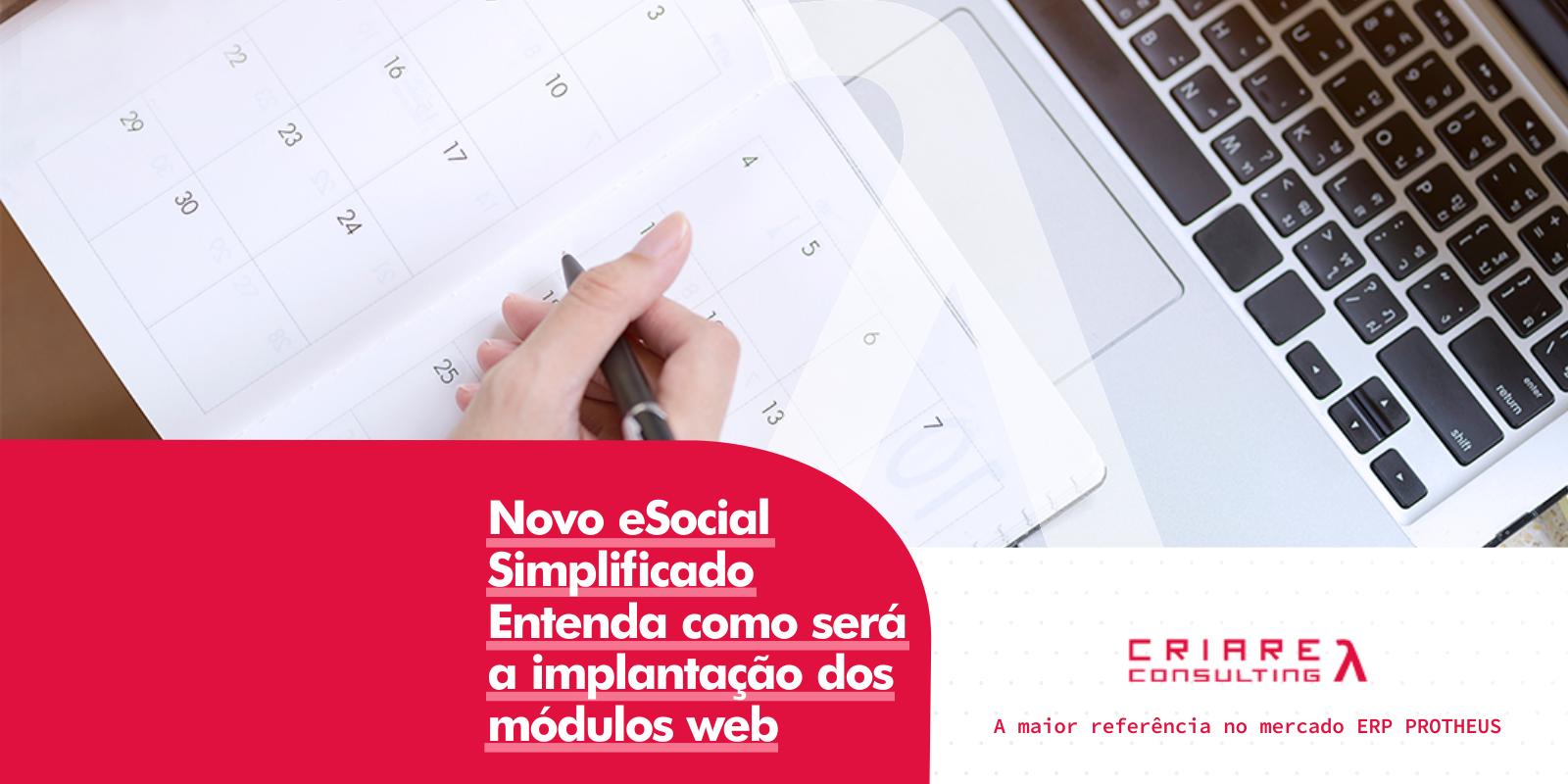 Novo eSocial Simplificado